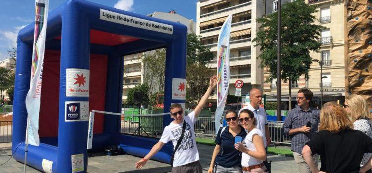 Fête du Sport de Vincennes – Samedi 24 Juin 2017